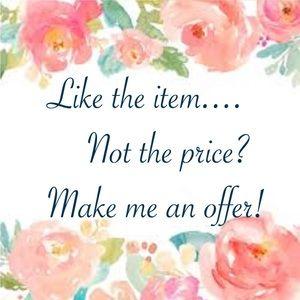 I love making deals....so make me an offer!